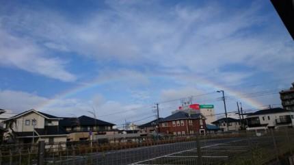 虹矢那川方面から11/26
