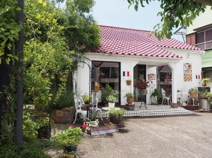 清見台カフェ