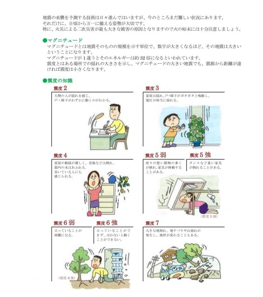 住まいの防災対策~地震~