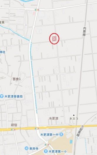 木更津市吾妻206