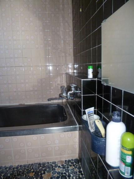 浴室リフォーム着工前